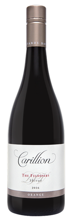 Carillion 2016 'Feldspars' Shiraz